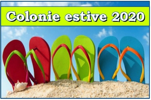 MACRO NEWS COLONIE ESTIVE 2020